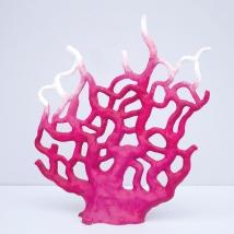 ceramic, acrylic paint