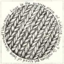 graphite, paper